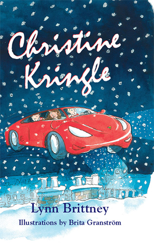Christine Kringle cover