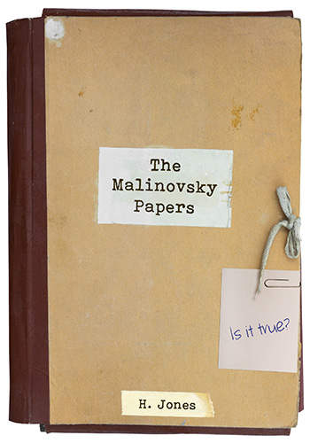 The Malinovsky Papers by Lynn Brittney